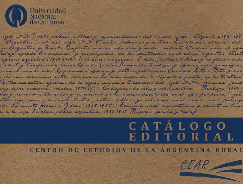 Catálogo nuevo