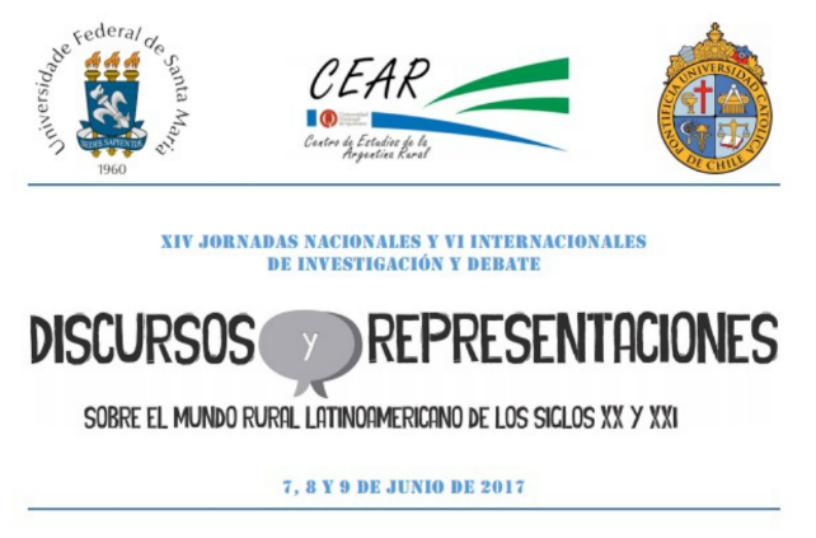 Jornadas CEAR 2017