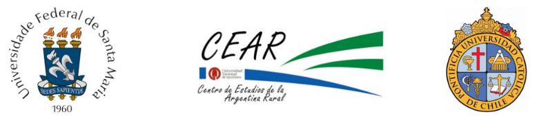 Prórroga para la presentación de resúmenes Jornadas CEAR 2017