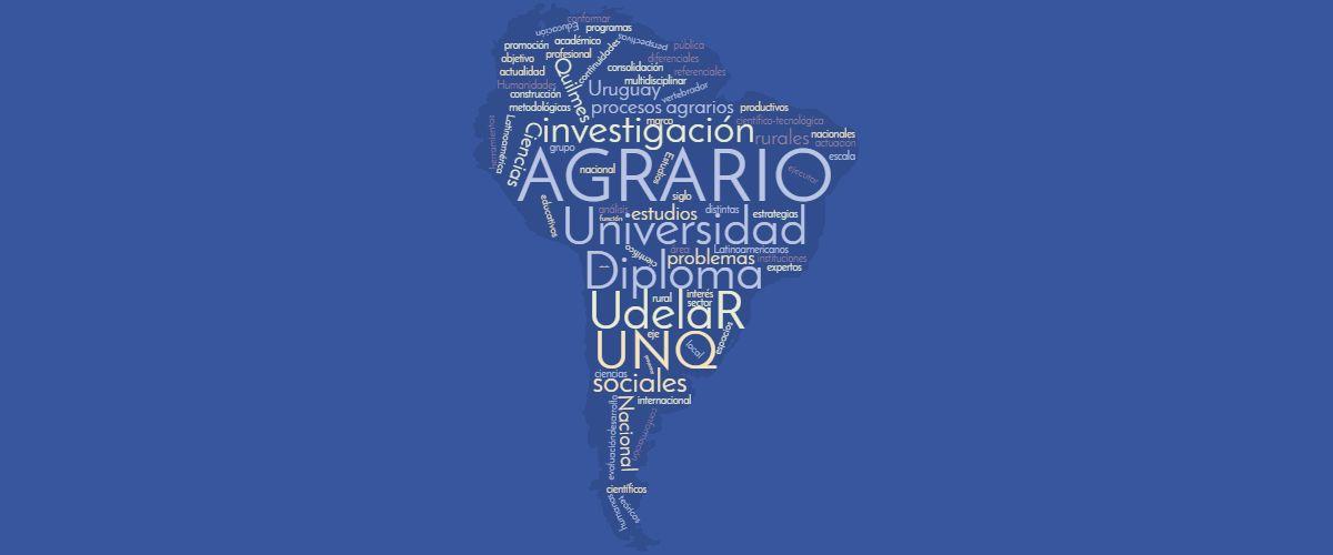Inscripción abierta al Diploma en Ciencias Humanas: Estudios Agrarios Latinoamericanos
