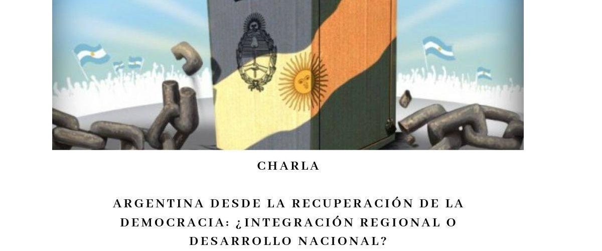 ARGENTINA DESDE LA RECUPERACIÓN DEMOCRÁTICA